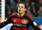 Chicharito compite por jugador del mes de la Bundesliga