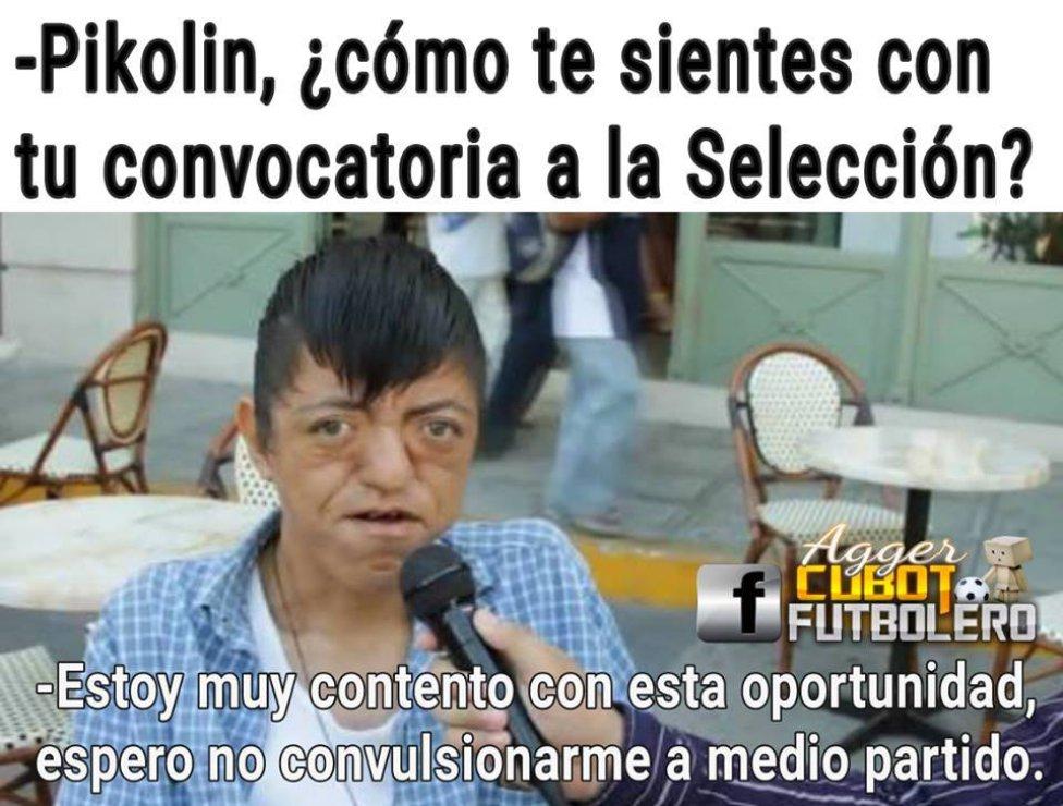 Convocatoria Selección Mexicana Los memes de la convocatoria de Pikolín Palacios al Tri , AS México