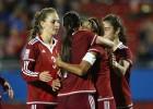 México goleó 6-0 a Puerto Rico en su debut en el Grupo A