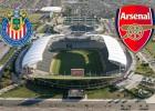 Chivas jugará partido amistoso contra el Arsenal de Inglaterra