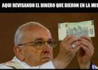 20 mejores Memes de la visita del Papa Francisco a México