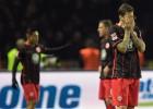 Fabián y el Eintracht Frankfurt cayeron en el descenso