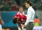 Niko Kovac no supera la derrota de Croacia frente a México