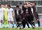 Eintracht sumó tres puntos de oro; Fabián no salió a la banca