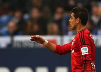 Chicharito desmiente que jugará con el Bayern Munich