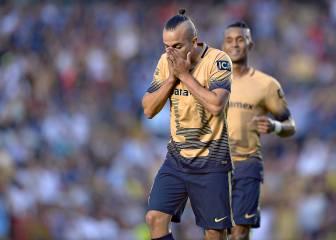 La derrota de Pumas frente a Quéretaro en imágenes