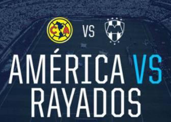 América vs Monterrey EN VIVO: Liga MX, Jornada 16