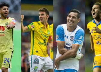 Peralta, Boselli y Benítez, tras Gignac por el título de goleo