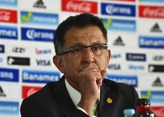 Osorio se deslinda de elección de los 'refuerzos'' olímpicos
