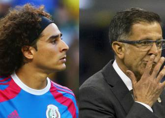 Juan Carlos Osorio y Ochoa no han tenido comunicación