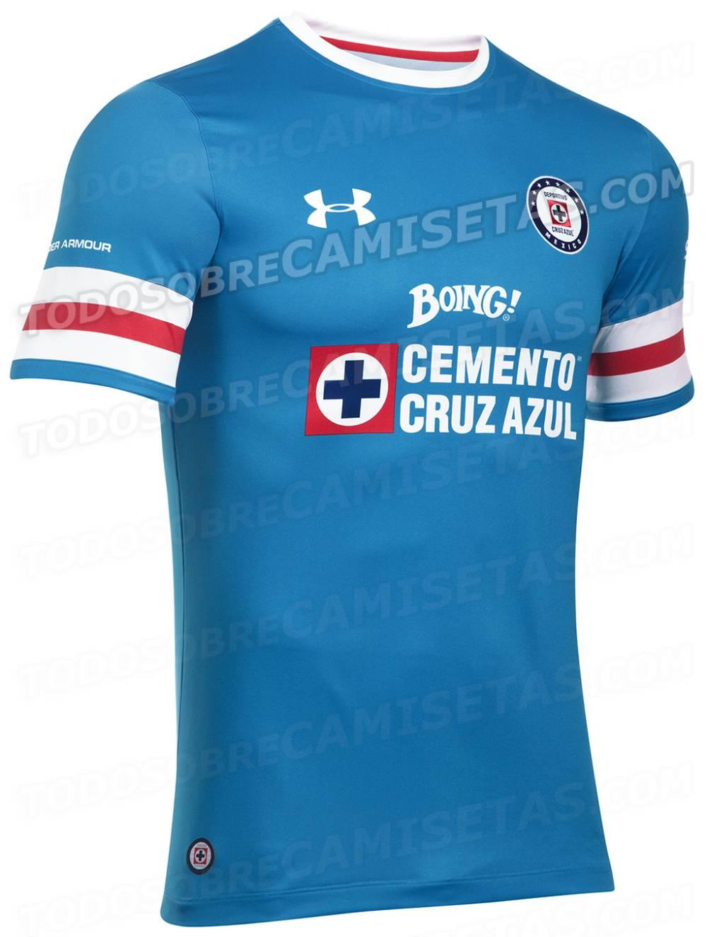 nueva camiseta de mexico 2016