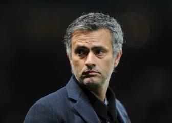 Mourinho dirigirá Leyendas de la FIFA en el Estadio Azteca