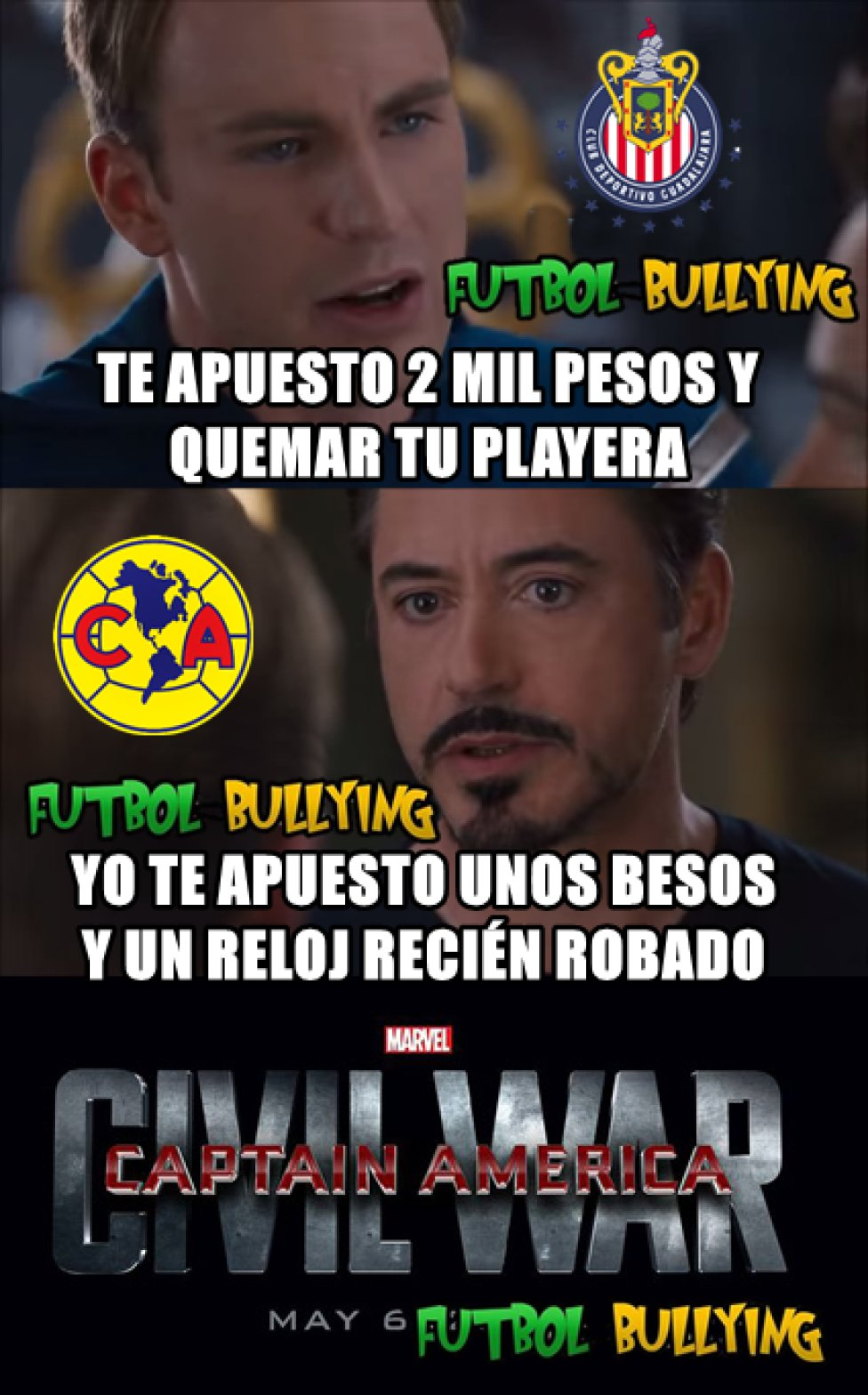 1463110206_990406_1463110701_album_grande los mejores memes del partido chivas vs américa as méxico,Memes Chivas Vs America
