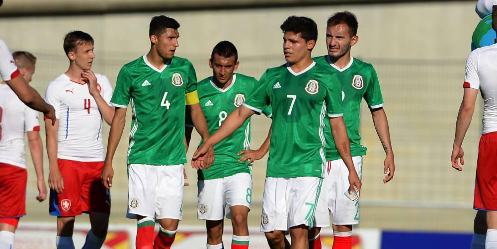 eabb6c9b04779 La Selección Olímpica se queda sin esperanzas en Toulon - AS México