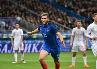 André-Pierre Gignac no oculta su alegria por jugar con Francia