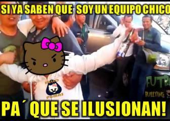 Pumas eliminado de Copa Libertadores y también en los memes