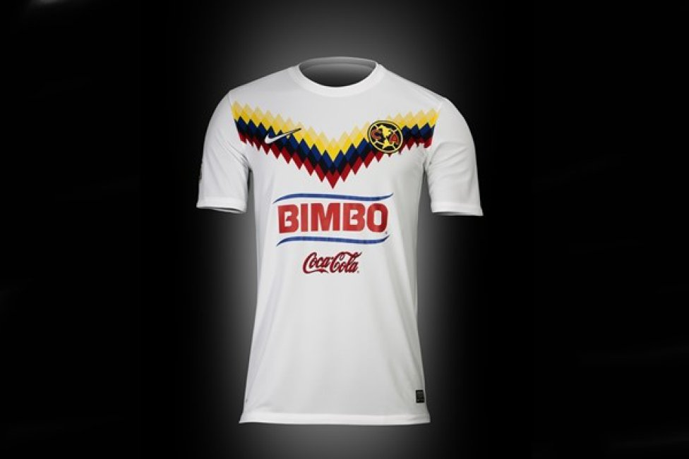 782314459 Liga MX - Apertura 2016  Las playeras más extrañas que ha vestido el Club  América - AS México