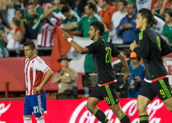 Cómo y dónde ver el México - Paraguay: Horarios y TV