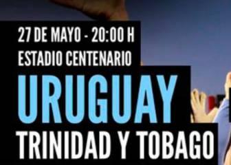Uruguay vs Trinidad y Tobago (3 - 1): Resumen del partido
