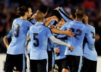 Uruguay da vuelta y vence en casa a Trinidad y Tobago