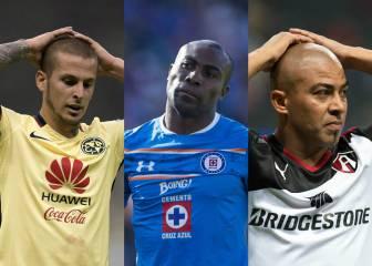 Jugadores que decepcionaron en el Clausura 2016