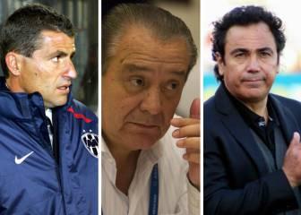 Los técnicos que el fútbol mexicano dejó en el olvido