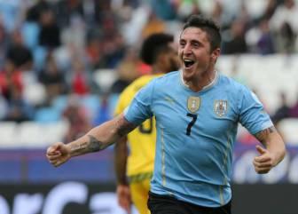 El 'Cebolla' Rodríguez es baja para Copa América