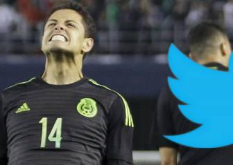 Chicharito y el Tri entre los más seguidos de Copa América en Twitter