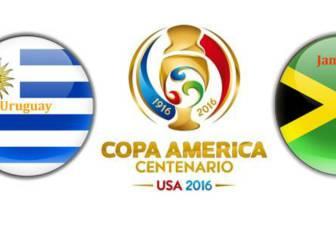 Uruguay vs Jamaica (3-0): resumen del partido y goles