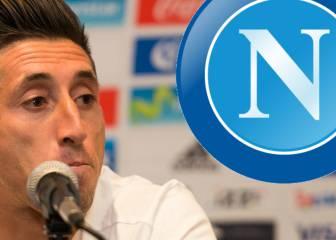 Napoli estaría cerca de pactar con Porto por Héctor Herrera