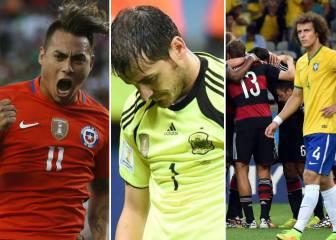 Las 10 grandes y más recientes humillaciones en el fútbol