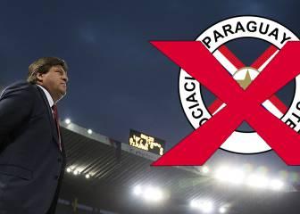 Miguel Herrera 'no está dentro del perfil' que busca Paraguay