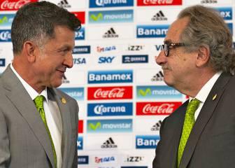 Este jueves anuncian el futuro de Juan Carlos Osorio con el Tri