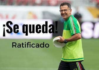 Así fue la conferencia que ratificó a Juan Carlos Osorio