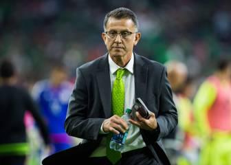 Osorio se queda al frente de la Selección Mexicana