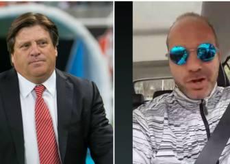Miguel Herrera a Luis García: ¿Qué hizo, a quién le ganó?