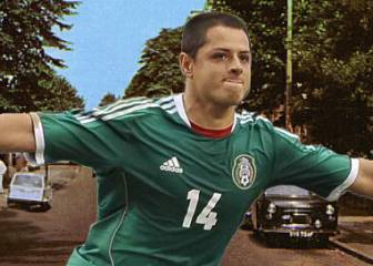 Chicharito, ¿nuevo integrante de The Beatles?