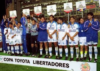 A 15 años del subcampeonato de Cruz Azul en Libertadores