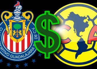 Chivas vs América costará 500 pesos por Chivas TV