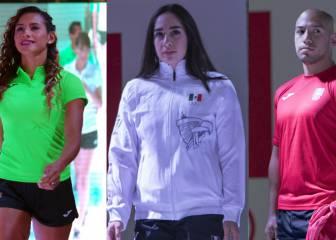 Así vestirán los atletas mexicanos en los Juegos Olímpicos de Río 2016