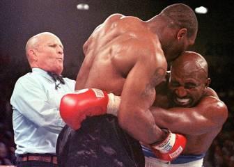 La dramática carrera de Mike Tyson en imágenes