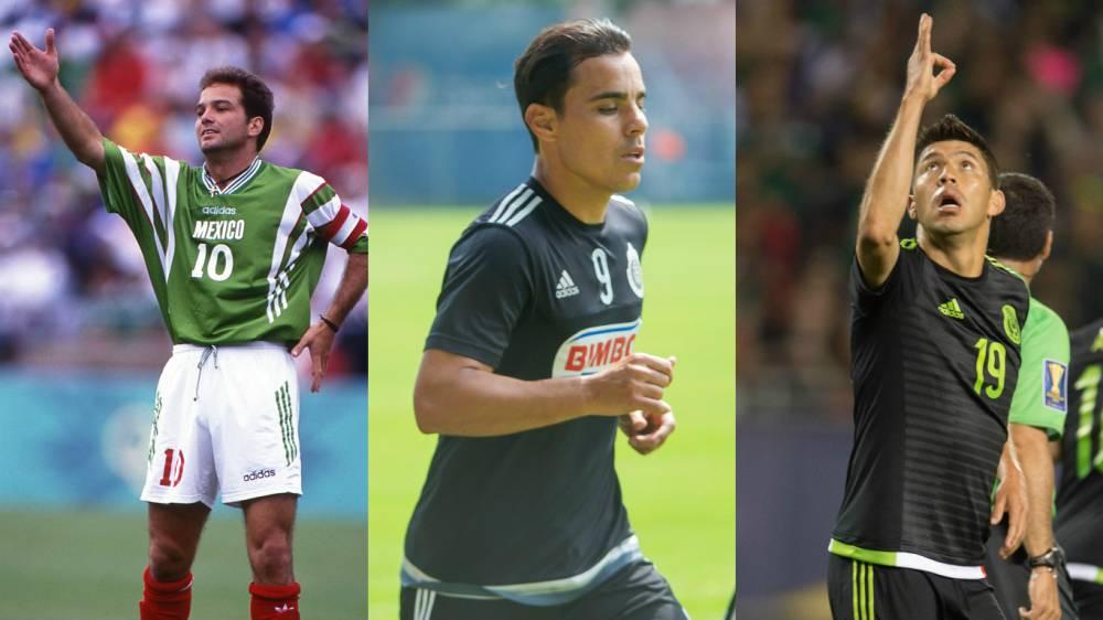 56342e5500b89 Selección Mexicana Olímpica  Siempre un delantero entre los refuerzos  mayores del TRI - AS México