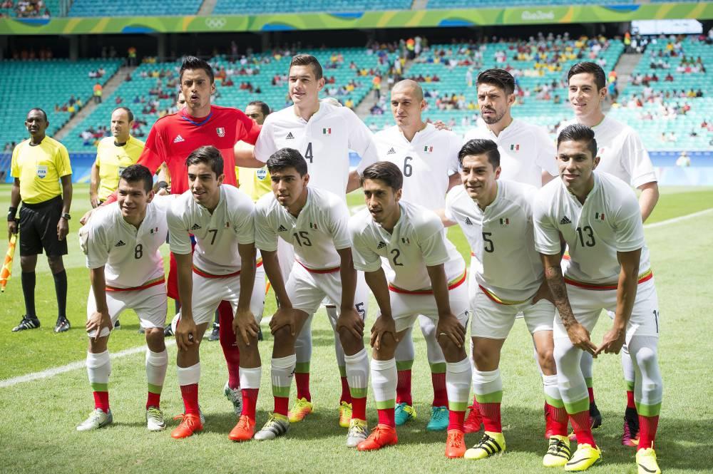 JUEGOS OLÍMPICOS El 1x1 de México en la goleada a Fiji - AS México df31e4c950dfc