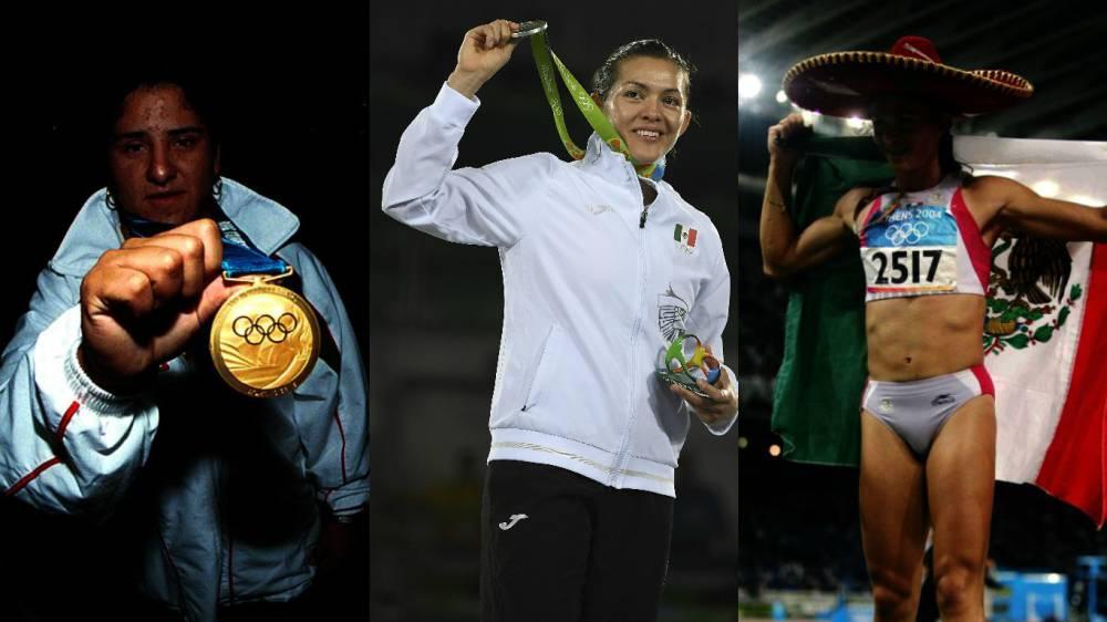 Las mujeres dan la cara por México en Juegos Olímpicos - AS México 8a8bbb0197743