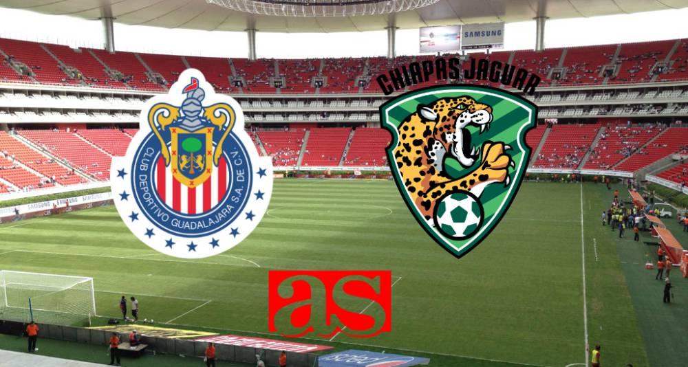 Chivas vs Jaguares (2-0)  Resumen del partido y goles - AS México 68e08dca61b