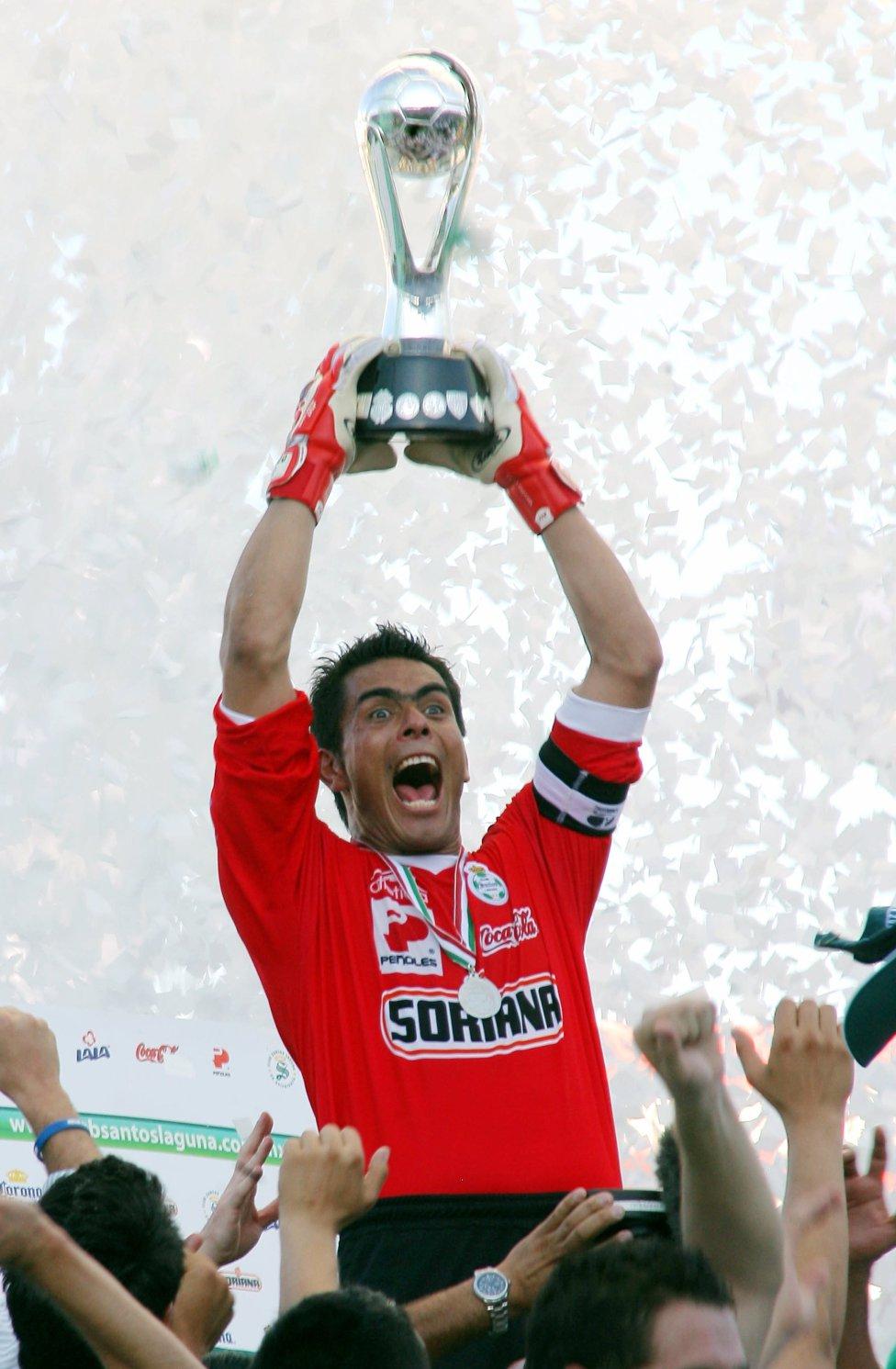 ff8c1a9ee Los mejores momentos en la carrera de Oswaldo Sánchez - AS México