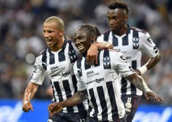Pabón y Chará marcan en triunfo de Monterrey