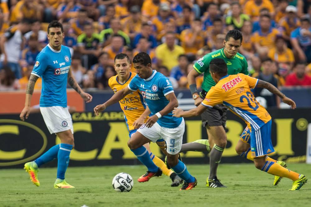 101d14d083c Tigres vs Cruz Azul (0-0)  Resumen del partido - AS México