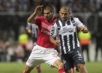 Dorlan Pabón marca en empate de Monterrey