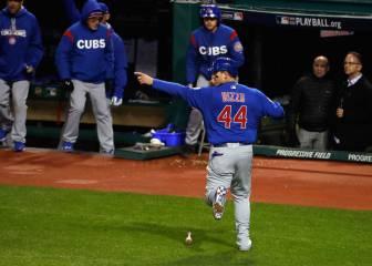 Uno por uno del Cleveland Indians-Chicago Cubs #2